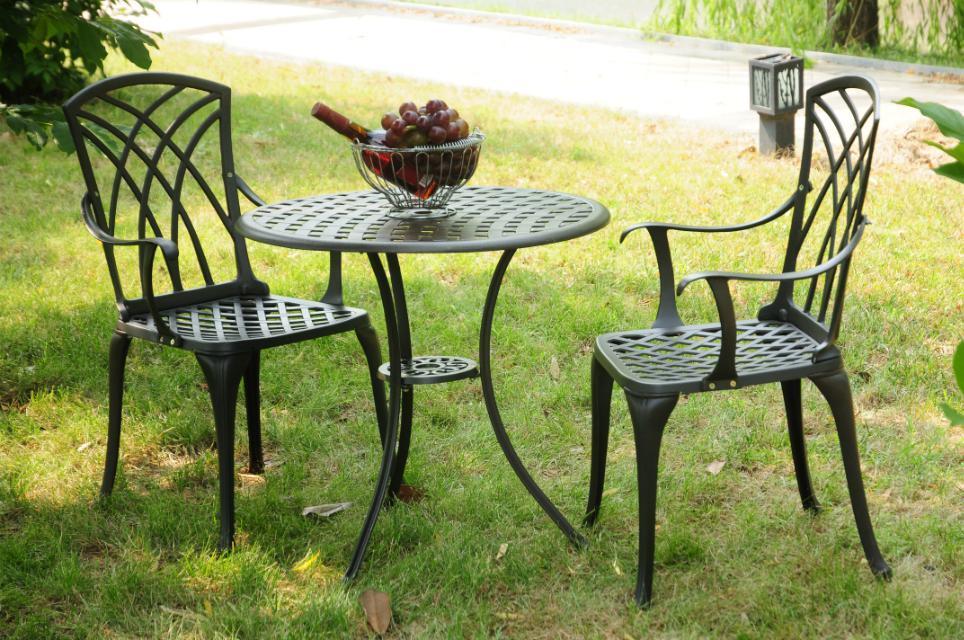 SY-9048T 9046C cast aluminium furniture