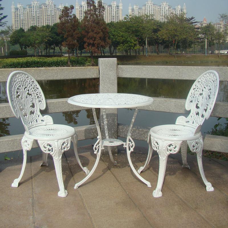 SY-9007TC cast aluminium furniture
