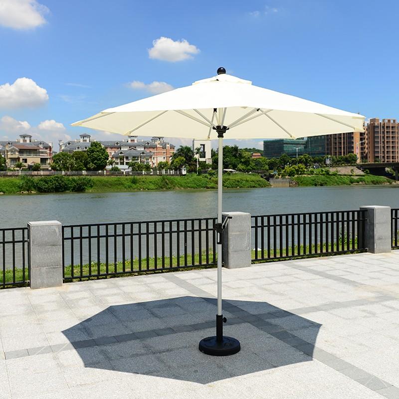 SY-6013 aluminium parasol