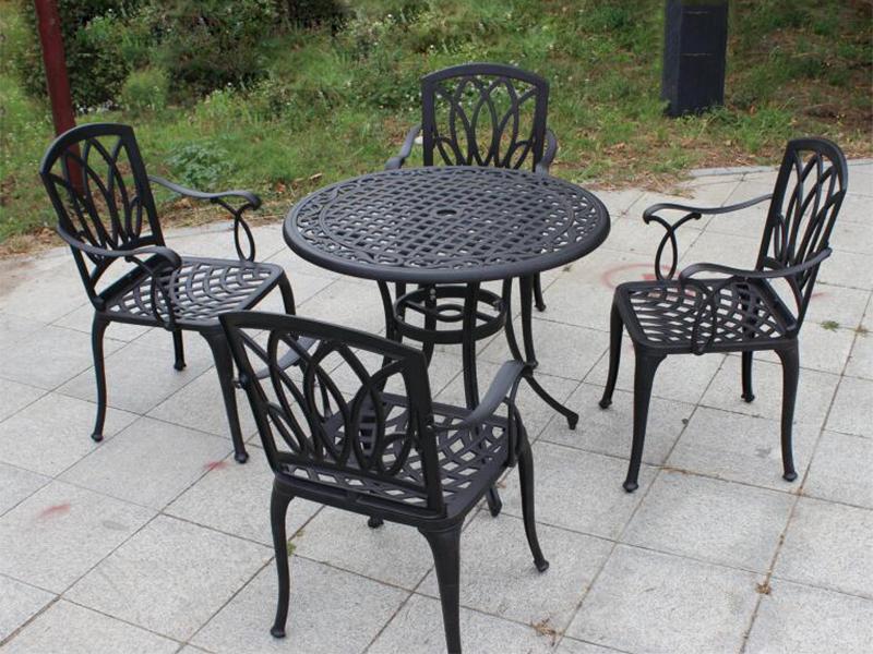 SY-9022T 9450C cast aluminium furniture