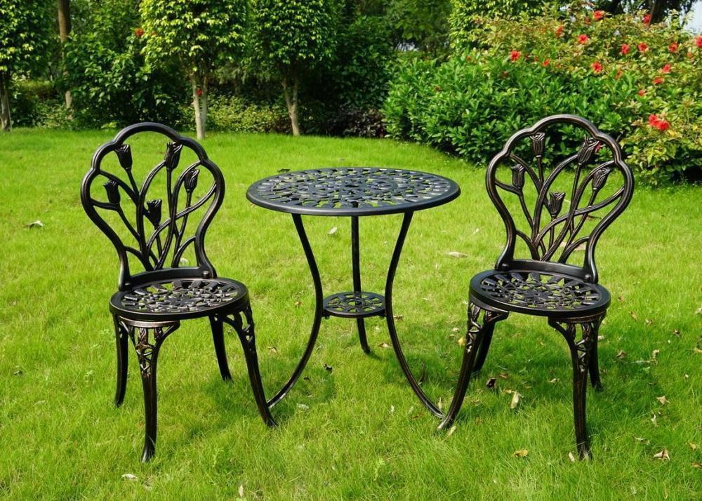 SY-9042TC cast aluminium furniture