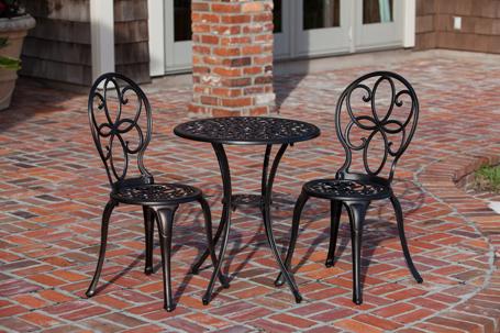 SY-9045TC cast aluminium furniture
