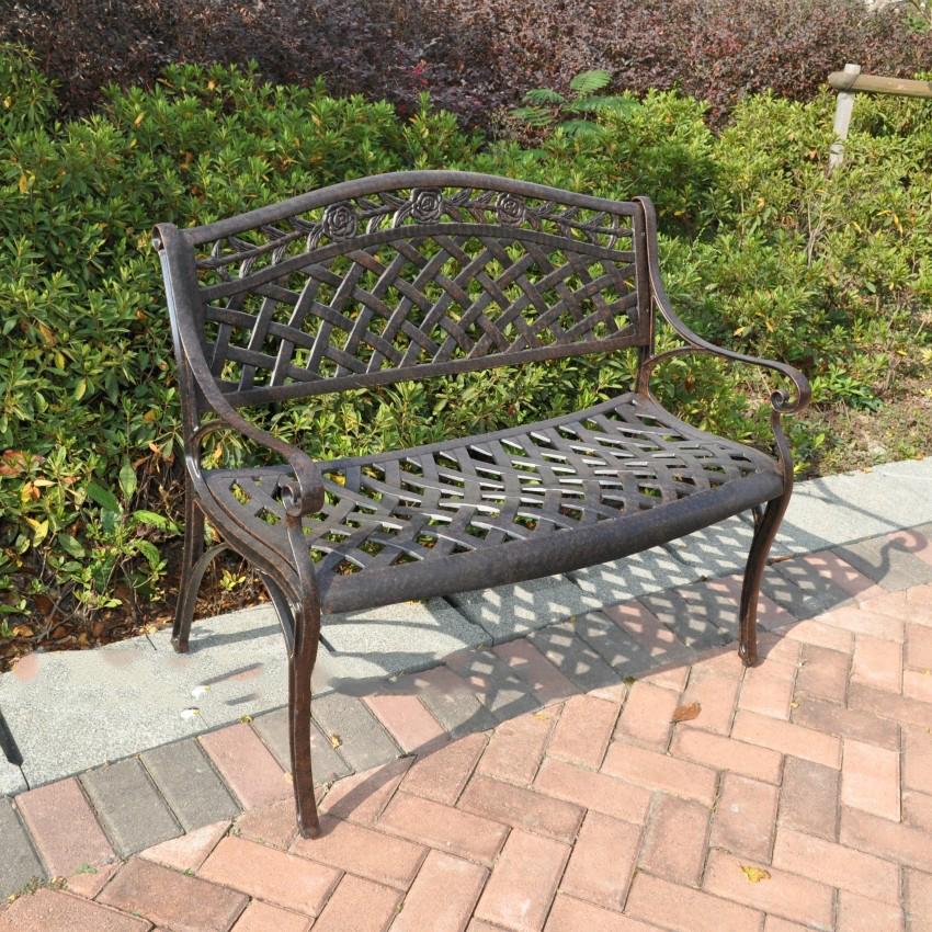 SY-9064C cast aluminium furniture