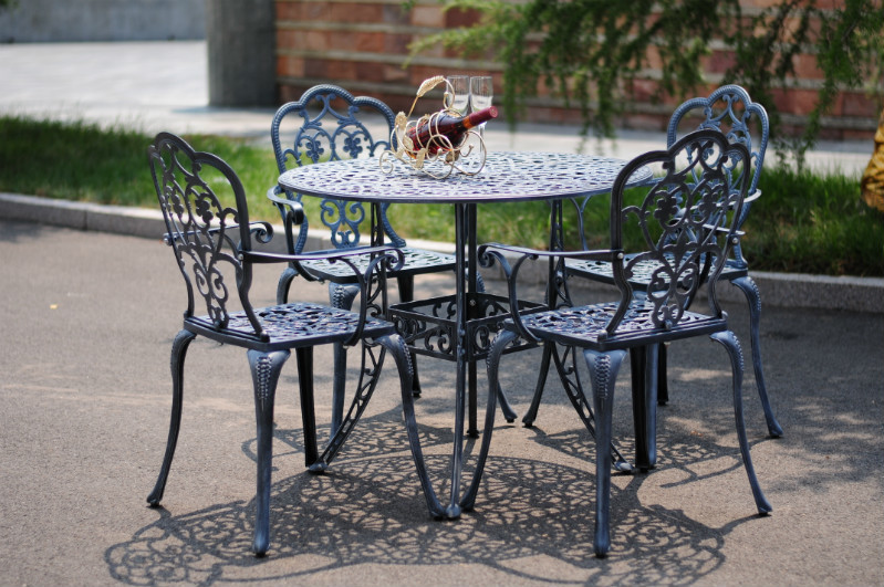 SY-9157TC dining table and chair