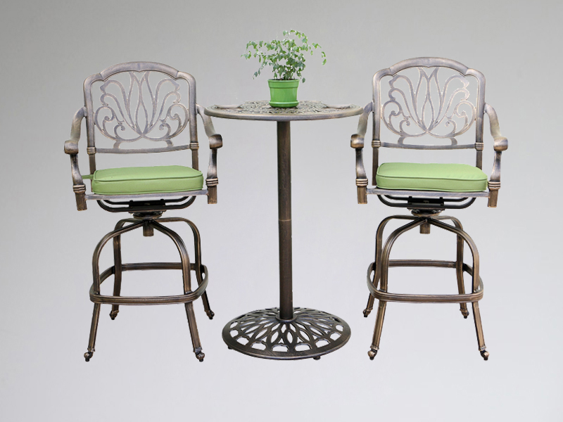 SY-9177T 9224C dining table and chair