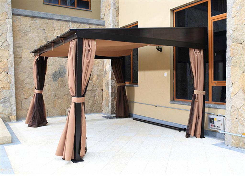 SY-4050 luxury gazebo