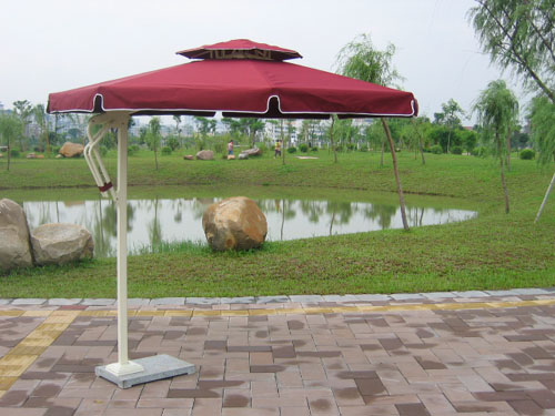 SY-6004 Side post umbrella