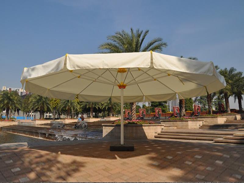 SY-6002 luxury semi-automatic umbrella