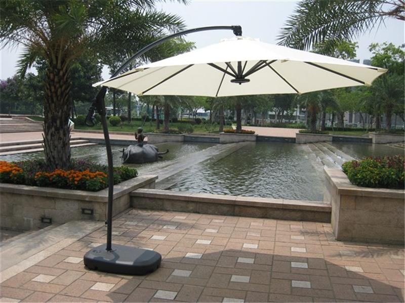 SY-6024 cantilever umbrella