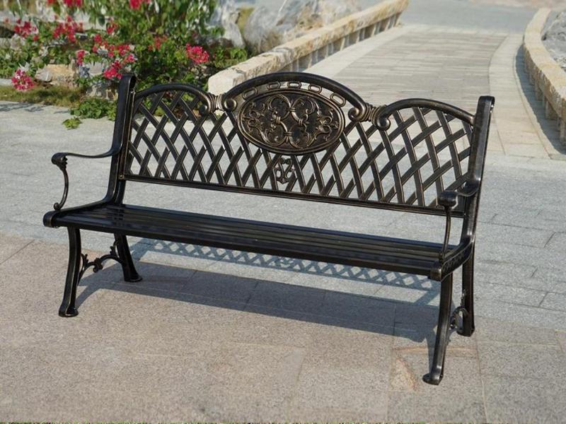 SY-9097C cast aluminium bench