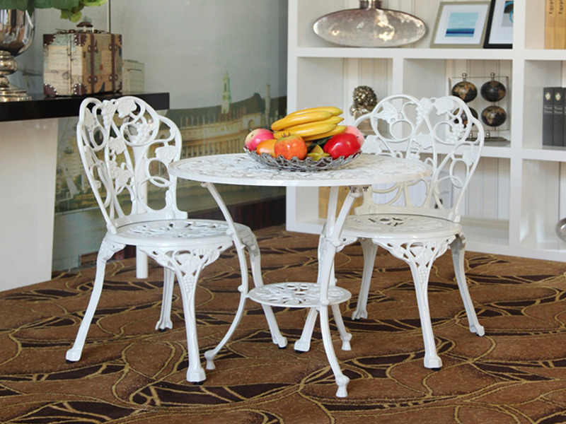 SY-9036TC cast aluminium furniture