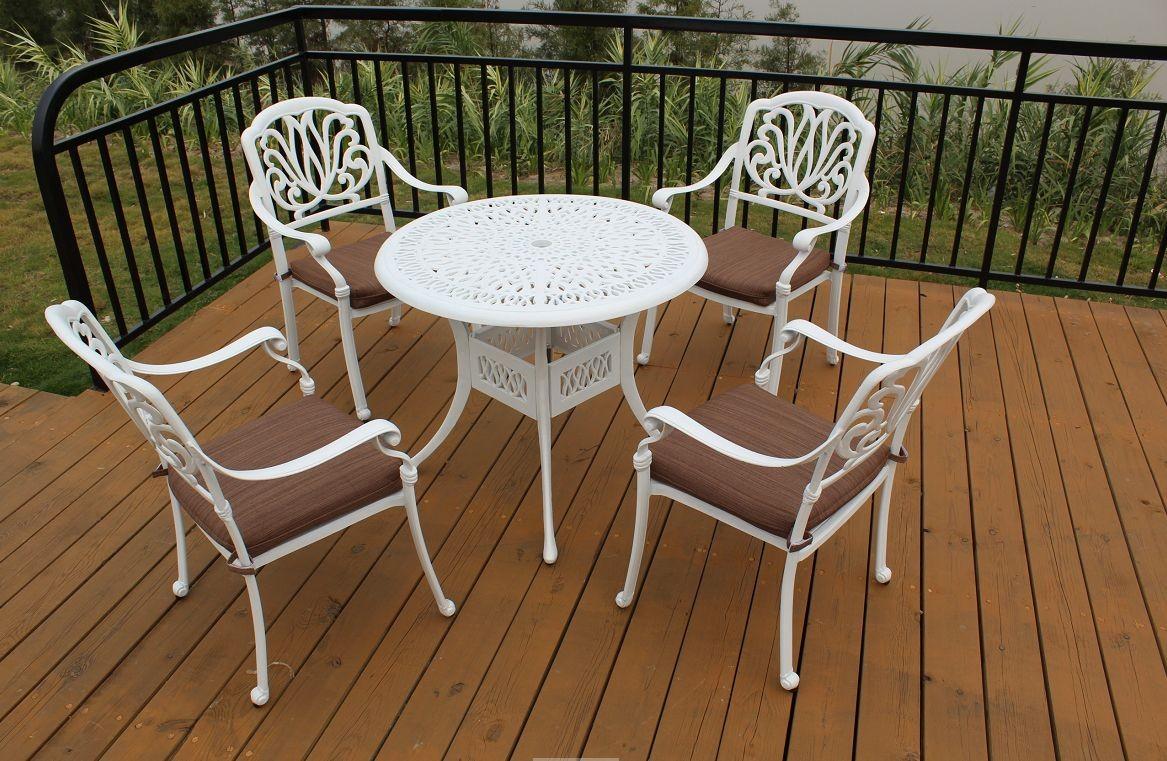 SY-9002TC cast aluminium furniture